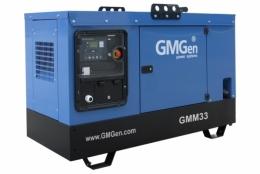 Дизельная электростанция GMGen GMM33S
